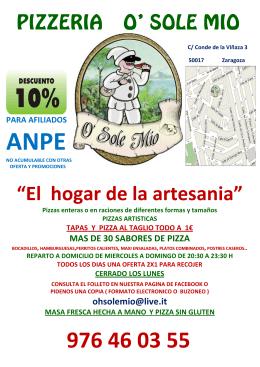 """""""El hogar de la artesania"""""""