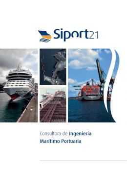 Consultora de Ingeniería Marítimo Portuaria