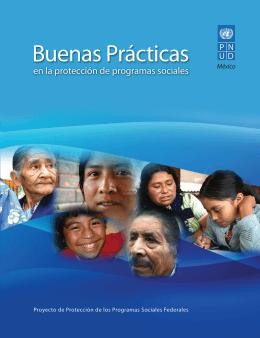 Buenas Prácticas en la Protección de Programas Sociales
