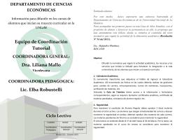 Material de Difusion - Departamento de Ciencias Económicas