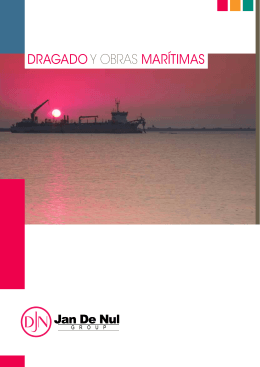 dragadoy obras marÍtimas