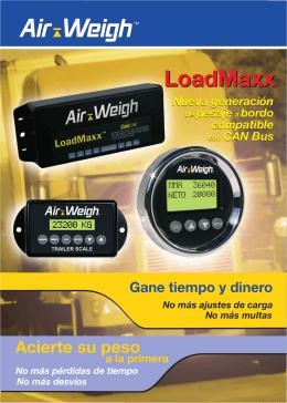 Folleto LoadMaxx - Air