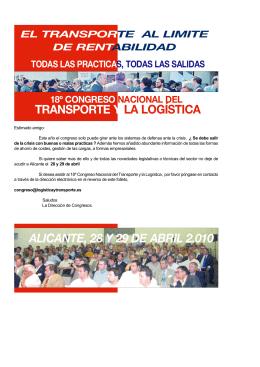 Programa Congreso 2010