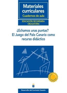 El Juego del Palo Canario como recurso didáctico