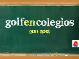 Golf en Colegios