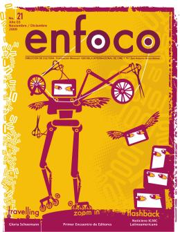 ENFOKO 21.indd - Escuela Internacional de Cine y Televisión