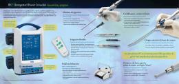 Sistema IPC™ (Integrated Power Console) Innovación y