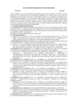 altamente - Municipalidad Provincial de Puno