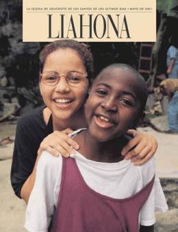 Mayo de 2001 Liahona