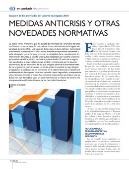 52-54 Cover 2.indd - Bolsas y Mercados Españoles