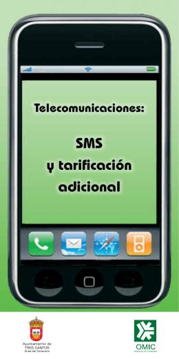 Guía telecomunicaciones. - Ayuntamiento de Tres Cantos