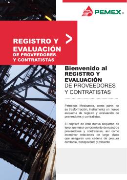 REGISTRO Y EVALUACIÓN