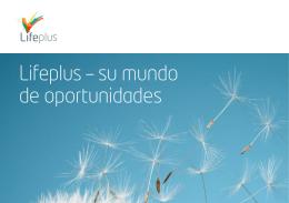 Lifeplus – su mundo de oportunidades