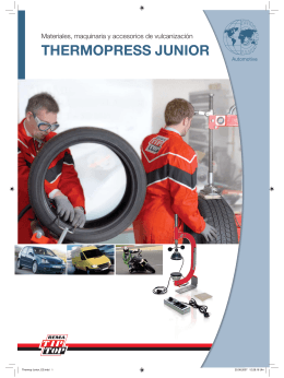 thermopress junior