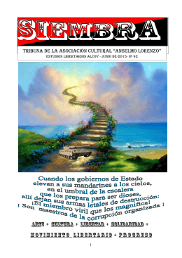 a rt e + c ultura + l ibertad + s olidaridad + movimientolibertario +
