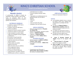 KING`S CHRISTIAN SCHOOL