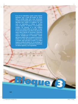Bloque 3 - Secundaria SM