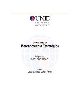 Unidad I - UNID