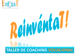 Descarga el folleto informativo - Coaching Vocacional y Coaching