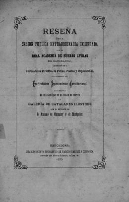 SESION PUBLICA EXTBBORDINARIA CELEBRADA
