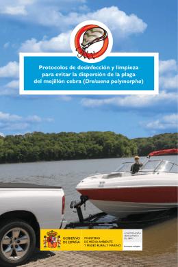 Protocolo de desinfección de embarcaciones y equipos