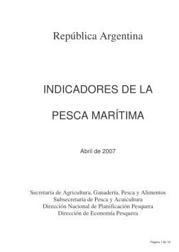 Folleto 2 - Ministerio de Agricultura, Ganadería y Pesca