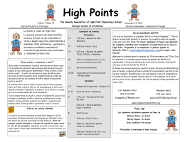 High Points - Fulton County Schools