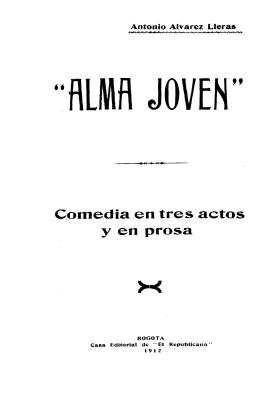 Alma Joven