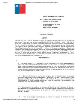 causa rol n° 94.873 / 2014 region de o´higgins rol regional n° 84