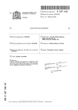 CORBATA REVERSIBLE.(ES2127142)