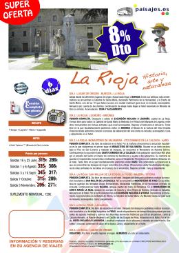 La Rioja Historia,