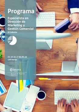 Programa - Cámara de Comercio de Valencia