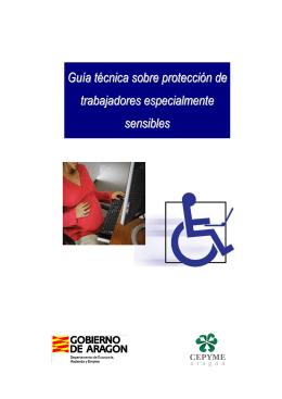 Guía técnica sobre protección de trabajadores