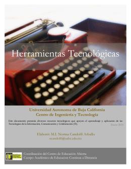 Manual de Herramientas Tecnológicas - citec-uabc