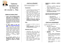 Microsoft Word – Folleto Louise L. Hay agosto