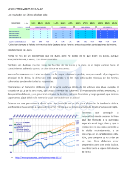 the PDF file Newsletter Marzo 2015.