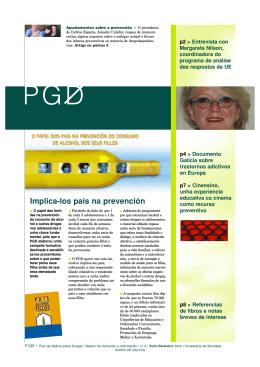 PGD 3 - Sergas