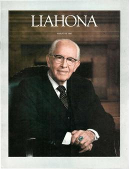LIAHONA MARZO 1987