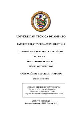 Previsualización - Universidad Técnica de Ambato