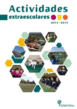 extraescolares - Colegio Internacional Ausias March