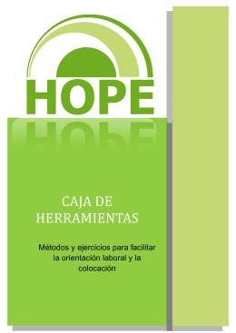 CAJA DE HERRAMIENTAS - hope