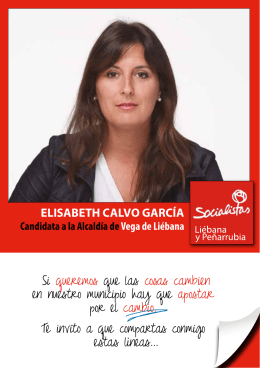 PSOE - ValledeLiebana.info