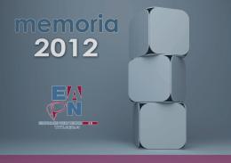 Memoria EAPN ES 2012