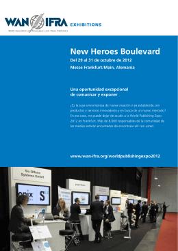 Descripción New Heroes Boulevard