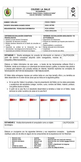 TIPO DE VALORACIÓN: