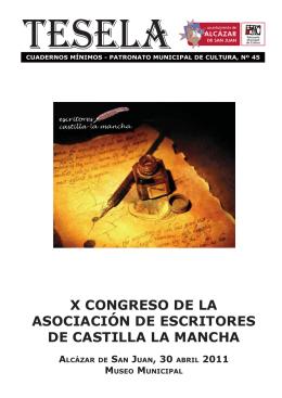 TESELA - Patronato Municipal de Cultura de Alcazar