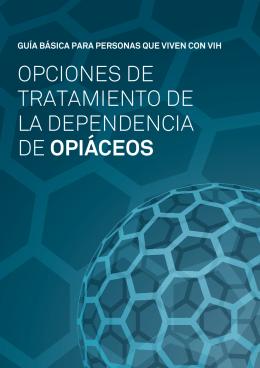 opciones de tratamiento de la dependencia de opiáceos