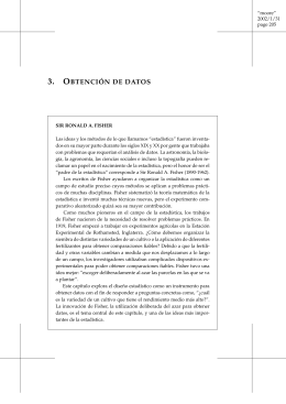 3. OBTENCIÓN DE DATOS