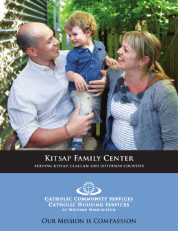 Kitsap Family Center - Catholic Community Services of Western