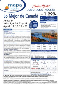 21-06-12 Oferta Canada junio-julio